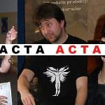 Polscy pisarze fantastyki o ACTA