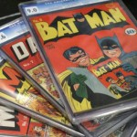 Kolekcja komiksów sprzedana za 3,5 miliona dolarów