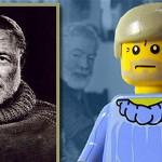 Sławni pisarze jako figurki Lego