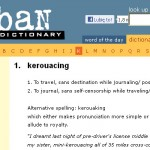 Urban Dictionary redefiniuje literaturę