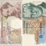 Pisarze na banknotach