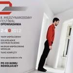 8. Międzynarodowy Festiwal Opowiadania we Wrocławiu