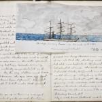 Zobacz karty dziennika młodego Arthura Conana Doyle'a
