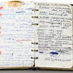 Notesy słynnych pisarzy