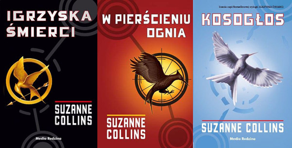 trylogia Suzanne Collins