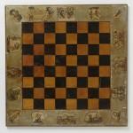 """Odkryto autentyczną szachownicę z """"Alicji po drugiej stronie lustra"""""""