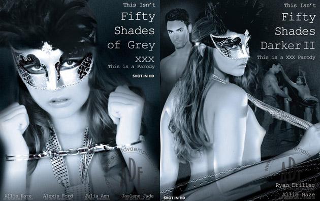 """""""50 twarzy Greya. Adaptacja XXX"""" o naruszenie praw autorskich"""