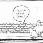 Gołębie i Woły odc. 3 ? Chaplin