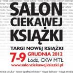 2. edycja Salonu Ciekawej Książki w Łodzi