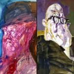 Kontrowersyjne portrety wybitnych pisarzy autorstwa Feliksa Topolskiego