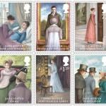 Powieści Jane Austen na znaczkach brytyjskiej Poczty Królewskiej
