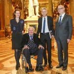 89-latek ofiarował Austriackiej Bibliotece Narodowej książki, które uratował przed nazistami
