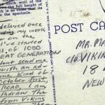 10 pocztówek nadanych przez słynnych pisarzy