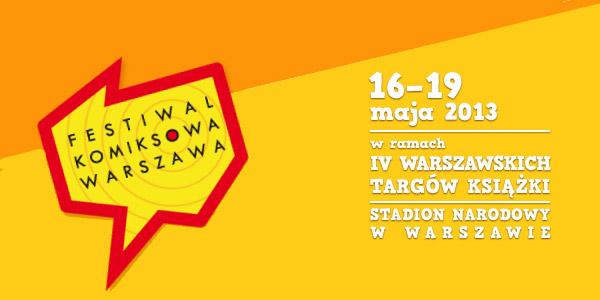 4. Komiksowa Warszawa