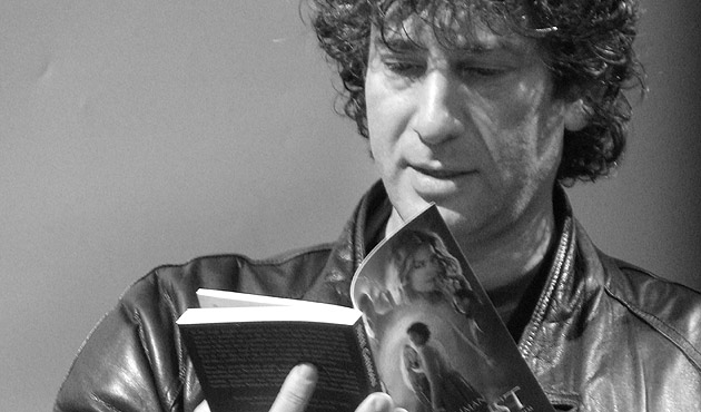 Neil Gaiman o przyszłości książki