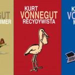 Albatros kontynuuje wznawianie dzieł Kurta Vonneguta w twardych oprawach