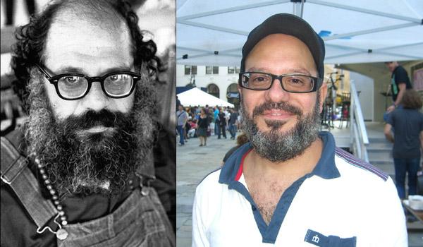 Allen Ginsberg jak David Cross