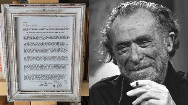Bukowski o cenzurze
