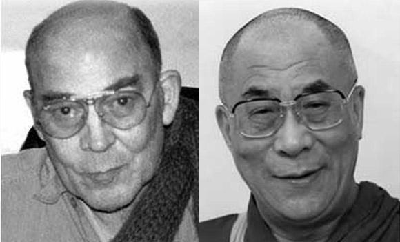 Hunter S. Thompson jak Dalajlama