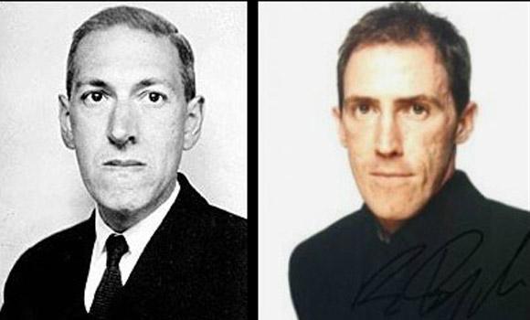 H. P. Lovecraft jak Rob Brydon