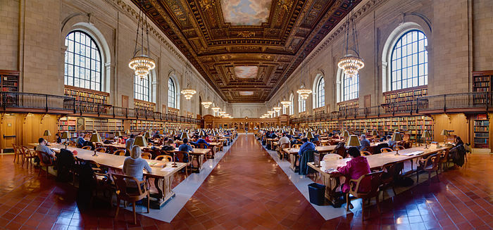 Nowojorska Biblioteka Publiczna (USA)