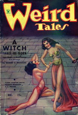 """""""Narodzi się wiedźma"""" w Weird Tales"""