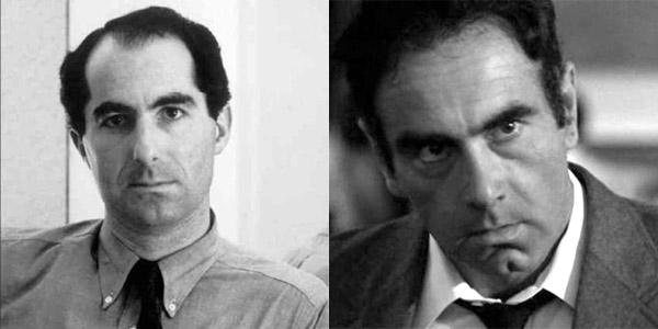 Philip Roth jak Dan Hedaya