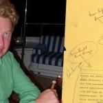 """Rosyjski miliarder kupił żółty rękopis """"Śniadania u Tiffany?ego"""""""