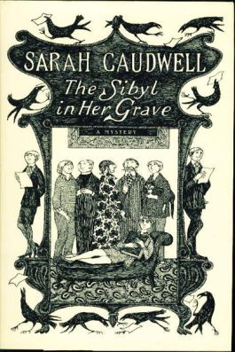"""Sarah Caudwell """"Sibyl in her grave"""""""