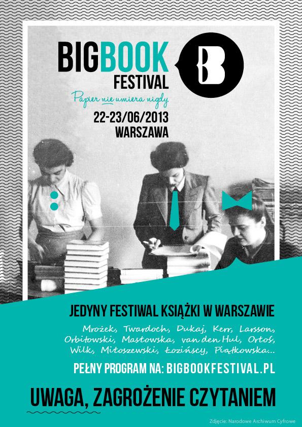 BBF 2013 - plakat
