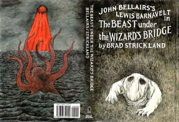 "John Bellairs i Brad Strickland ""Luis Barnavelt i potwór Dzikiego Strumienia"""