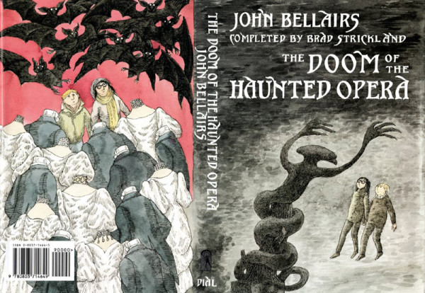 "John Bellairs ""Luis Barnavelt i upiór w operze"""
