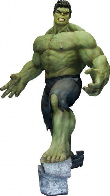 biblioteka chce postawić posąg Hulka - 2