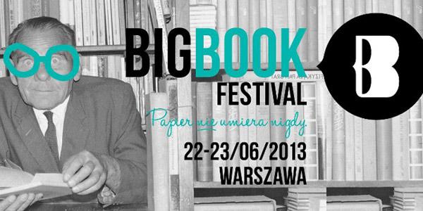 Big Book Festiwal 2013