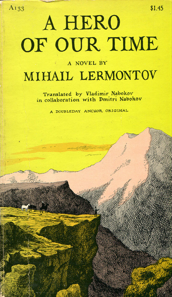"""Michaił Lermontow """"Bohater naszych czasów"""""""