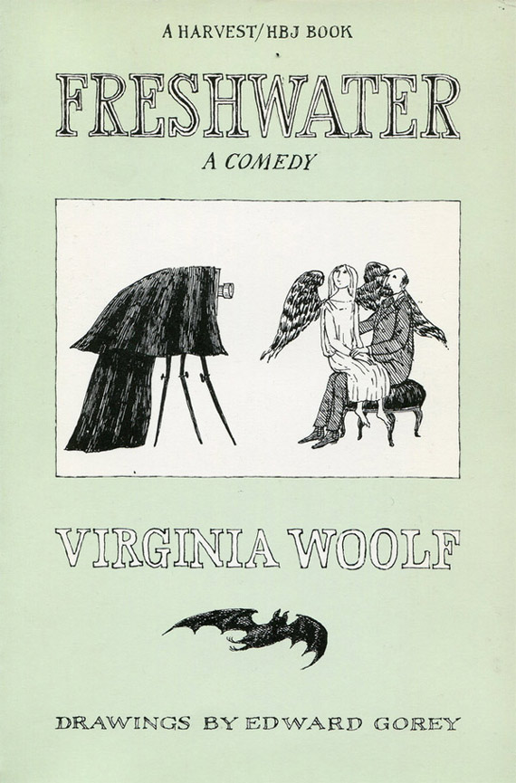 """Virginia Woolf """"Freshwater"""""""