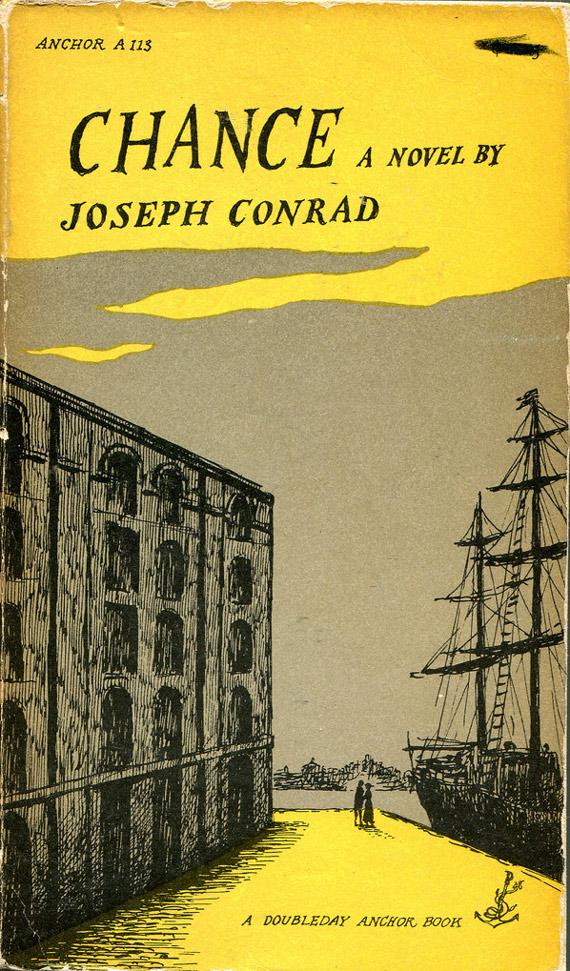 """Joseph Conrad """"Gra losu"""""""