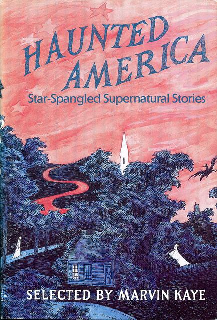"""""""Nawiedzona Ameryka"""" - antologia pod redakcją Marvina Kaye'a"""