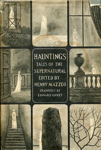 """""""Straszne opowieści nadprzyrodzone"""" - antologia opowiadań pod redakcją Henry'ego Mazzeo"""