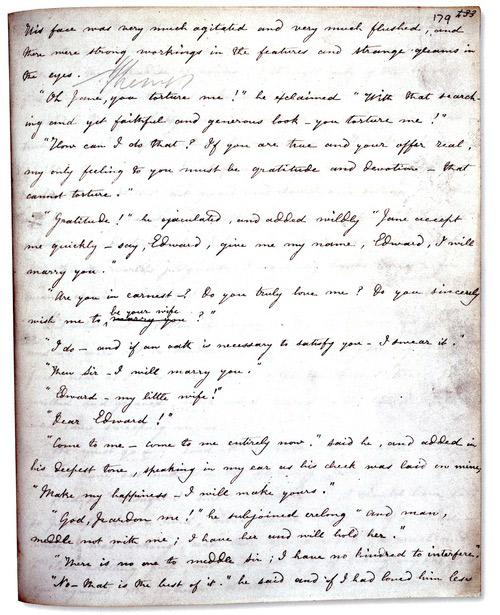 "Charlotte Brontë ""Dziwne Losy Jane Eyre"""