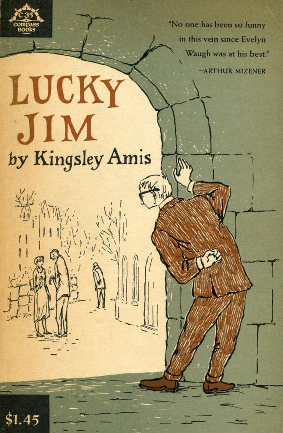 """Kingsley Amis """"Jim Szczęściarz"""""""