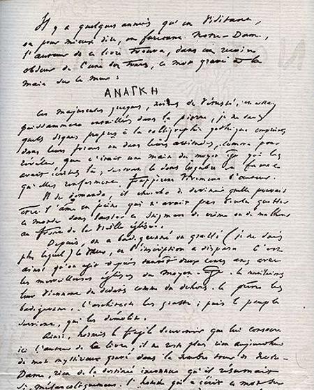 "Viktor Hugo ""Katedra Marii Panny w Paryżu"""