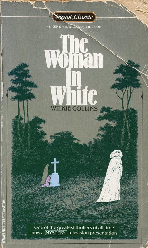 """Wilkie Collins """"Kobieta w bieli"""""""