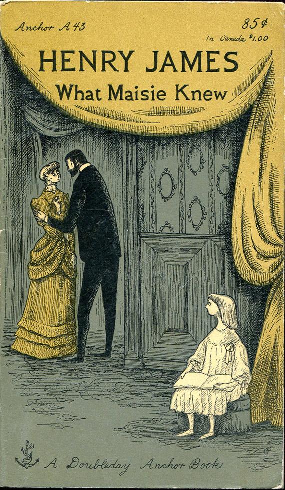 """Henry James """"O czym wiedziała Maisie"""""""