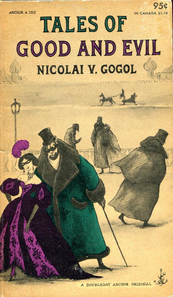 """Nikołaj Gogol """"Opowiesci o dobru i złu"""""""
