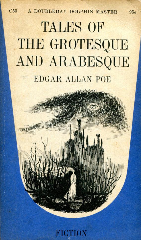 "Edgar Allan Poe ""Opowieści groteskowo-arabeskowe"""
