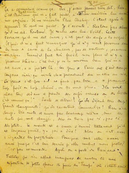 "Louis-Ferdinand Céline ""Podróż do kresu nocy"""