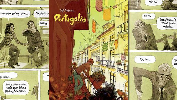 Portugalia - premiera