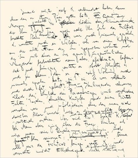 "Franz Kafka ""Proces"""