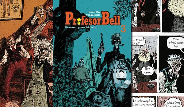 Profesor Bell tom 3 - premiera